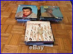 HUGE 65+ Elvis Presley LP Lot Colored Vinyl Sealed NICE LOT