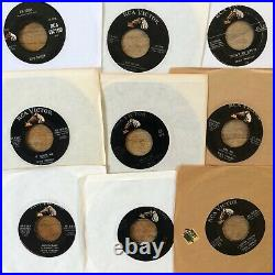 HUGE LOT of 72x ELVIS PRESLEY 45rpm 45s & EPsAll Pictured INSTANT COLLECTION