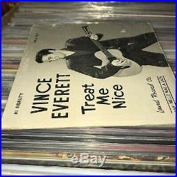 Jailhouse Rock Elvis Presley Movie Prop Sleeve Vince Everett Treat Me Nice Rock