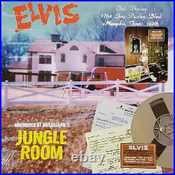 Jungle Room / 3764 Elvis Presley Blvd RARE 10 COPIES MADE diff. Vinyl color B