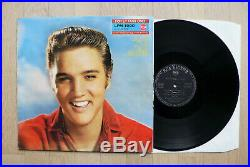 LP Elvis Presley For LP Fans Only RCA Victor LPM 1990 Germany