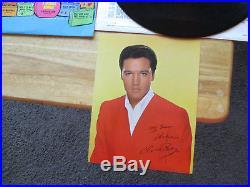 LPM-3787(Mint disc) & LSP-3787(Shrink) Elvis Presley Double Trouble