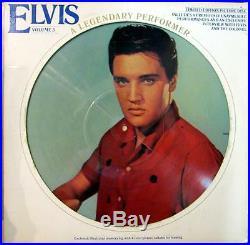 Limited Edition Picture Vinyl / ELVIS PRESLEY / RARITÄT /