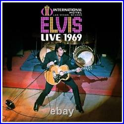 Live 1969 8/9 New CD