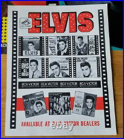 MINTLIVING STEREO Elvis Presley IT HAPPENED AT THE WORLD'S FAIR LSP-2697 PHOTO