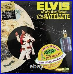 Mega Rare Elvis Presley Chicken Of The Sea Lp Sealed