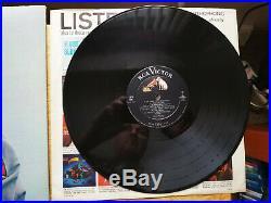 NEAR MINT Elvis Presley For LP Fans Only LPM-1990 1s / 1s