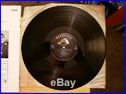 NEAR PERFECT COVER & NRMT DISC 6s / 5s Elvis Presley Elvis Presley LPM-1254
