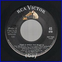 NM PROMO Elvis Presley King of the Whole Wide World RCA Victor SP-45-118 1962
