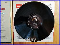 Near Mint MONO Elvis Presley ELVIS' CHRISTMAS ALBUM LPM-1951 in SHRINK