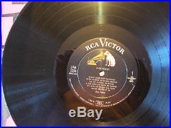 Near Mint Package 3s / 1s P. D. Label Elvis Presley Elvis Presley LPM-1254