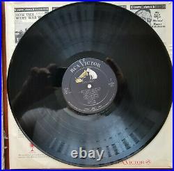ORIGINAL Elvis Presley ELVIS IS BACK LPM-2231 in BAGGY