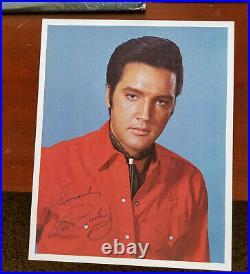 ORIGINAL Elvis Presley RIGID FROM ELVIS IN MEMPHIS LSP-4155 with BONUS PHOTO