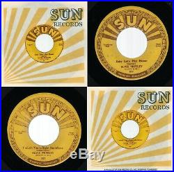 Orig. 1955 Elvis Presley Baby Let's Play House / I'm Left, You're Right Sun 217