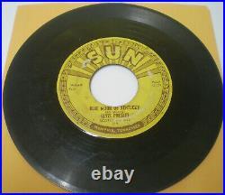 Orig Complete Set ALL 5 Elvis Presley 45RPM Sun Records 209 210 215 217 223