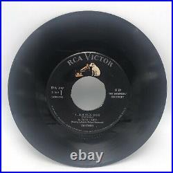 Orig. Elvis Presley ELVIS PRESLEY EPA-747 w Sleeve Mood Music Ads VG+ / VG+
