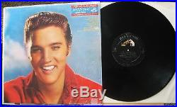 Orig. Near Mint 1s / 1s Elvis Presley For LP Fans Only LPM-1990 in shrink