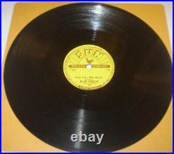 Original 1955 Elvis Presley SUN RECORDS 78 217 Baby Let's Play House NICE COPY