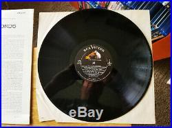 Original Elvis Presley ELVIS' GOLDEN RECORDS LPM-1707 with BONUS OFFER COUPON