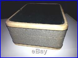 Original Elvis Presley RCA Victor Victrola Portable Record Player Phonograph