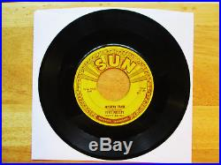 Original SUN Elvis Presley Mystery Train 223 in VG Condition