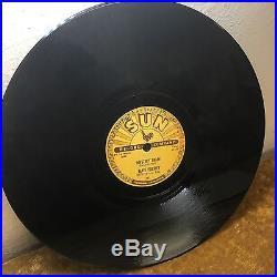 Original Sun 223 78 Record Elvis Presley Mystery Train Rare Rockabilly Rare