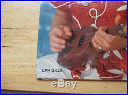 PERFECTLY Sealed 1964 MONAURAL Elvis Presley Blue Hawaii LPM-2426