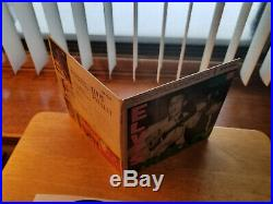 RARE 2 Disc Set Elvis Presley ELVIS PRESLEY EPB-1254 with rare ads back