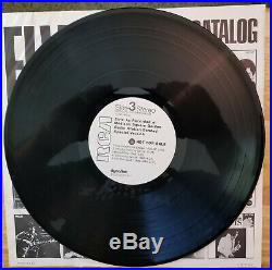 RARE 2 LP PROMO Elvis Presley RECORDED AT MADISON SQUARE GARDEN SPS-33-571-1
