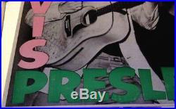 RARE EX 1956 orig ELVIS PRESLEY lp self titled 1st album LPM 1254 MONO plays EX