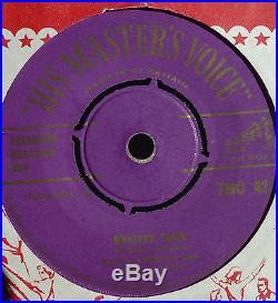 Rare Export 45elvis Presleymystery Train1957 Hmv Uk Gold 7brilliant