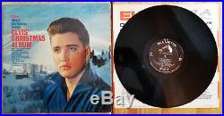 RARE MINT! MONO Elvis Presley ELVIS' CHRISTMAS ALBUM LPM-1951 in SHRINK