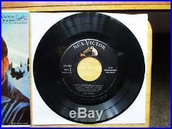 RARE Near Mint 1s / 1s Elvis Presley Christmas With Elvis EPA-4340