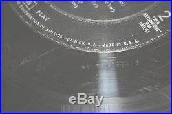 RARE ORIG56 Elvis Presley 1st Press Vinyl RCA LPM-1254 LONG PLAY Free Shipping