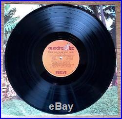 RAREElvis PresleyAloha from Hawaii via Satellite1st issue Quad WithMisprint
