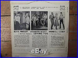 RC 24001 Elvis Presley Loving You 1957 10 LP
