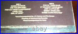 Raised On Rock Elvis Presley RCA LP APL1 0388 ENGLAND Pressing