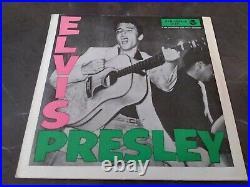 Rare 7'RCA German EP/ ELVIS PRESLEY -Volume 2/ EPB 1254-2 /first Pressing S2, ex