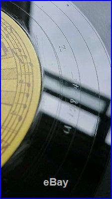 Rare 7 Record Elvis Presley Thats All Right Sun Label Original 1954 Recording
