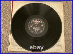 Rare Elvis' Kissin Cousins soundtrack STEREO SF 7645 Red spot 1967