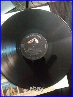 Rare Elvis Presley King Creole Lpm 1884 Silver Rca Victor Label