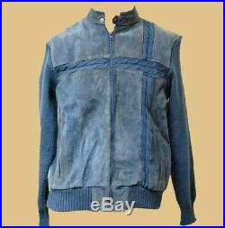 Rare Elvis Presley Personally Owned & Worn Blue Suede Jacket Memphis Sheriff Coa