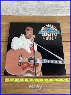 Readers Digest Elvis Presley Greatest Hits 6 Vinyl Records Collection