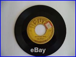 Rockabilly Elvis Presley Sun 215 Milkcow Blues Boogie