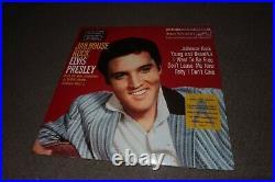 SEALED! Elvis Presley- 2010 FTD Vinyl LP- 2 Record Set-JAILHOUSE ROCK movie