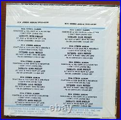 SEALED JUKEBOX 33 WITH TITLE STRIPS Elvis Presley ALOHA FROM HAWAII DTFO-2006