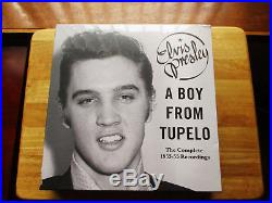 SEALED LONG DELETED HIGHLY COLLECTABLE Elvis Presley FTD A BOY FROM TUPELO