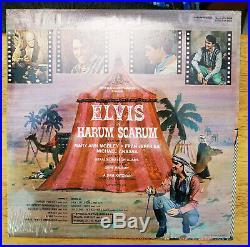 STILL SEALED 1965 Elvis Presley HARUM SCARUM LPM-3468