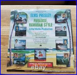STILL SEALED 60's Elvis Presley PARADISE HAWAIIAN LSP-3643 MINT