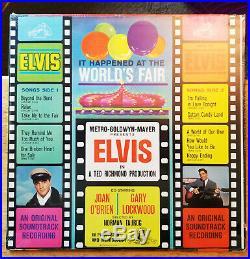 STILL SEALED STEREO Elvis Presley IT HAPPENED AT THE WORLD'S FAIR LSP-2697